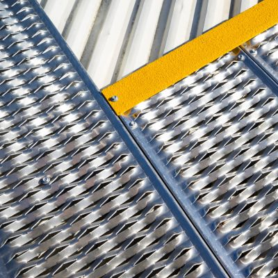 6512G Gripspan Walkway Plank: <br />1.2mm Galvanised Steel
