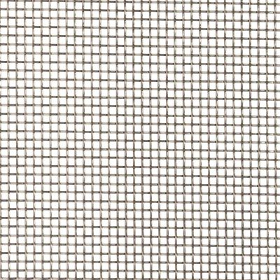 M01022 Fine Woven Wire Mesh Per Metre: 1.8mm Openings