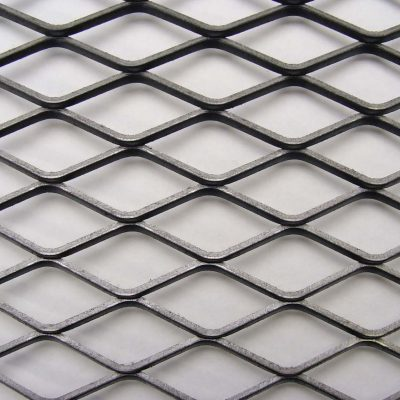 1520 Expanded Metal Sheet: 29 x 12mm Openings