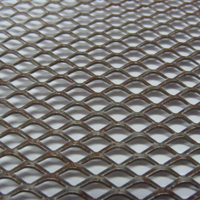207 Small Mesh Expanded Metal Sheet
