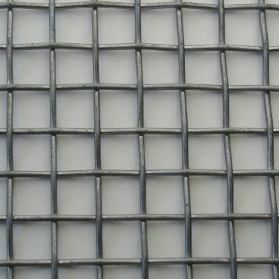 M00214 Fine Woven Wire Mesh Per Metre: 10mm Openings