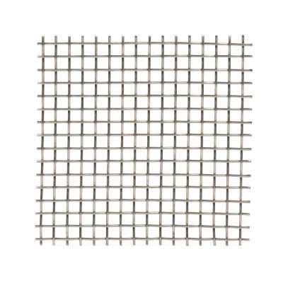 M00418 Fine Woven Wire Mesh Per Metre: 5.0mm Openings