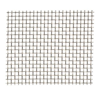 M00518 Fine Woven Wire Mesh Per Metre: 4.0mm Openings