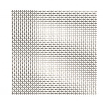 M01020 Fine Woven Wire Mesh Per Metre: 1.6mm Openings