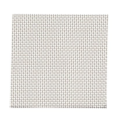 M01226 Fine Woven Wire Mesh Per Metre: 1.6mm Openings