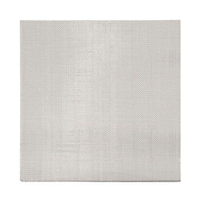 M04034 Fine Woven Wire Mesh Per Metre: 0.4mm Openings