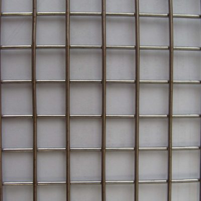 W050 Welded Wire Mesh Sheet: 50mm Openings