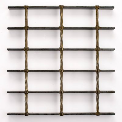 Grating Pattern F 25×5 Loadbar, 1025x5800mm