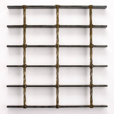Grating Pattern F 32×5 Loadbar, 1025x5800mm